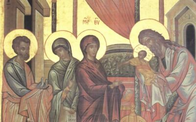 Presentazione di Gesù al Tempio