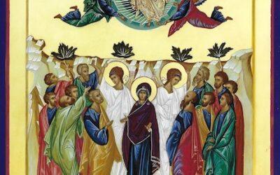 Solennità dell'ascensione di Gesù